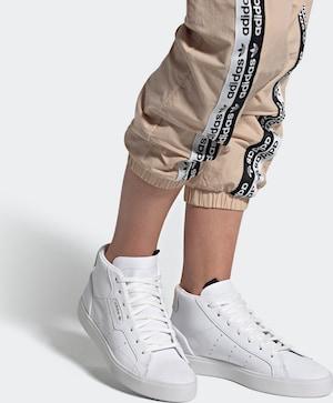 ADIDAS ORIGINALS Sneaker pe alb