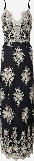Chi Chi London Šaty 'Chi Chi Hallie Dress' - zlatá / černá, Produkt