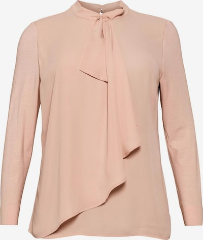 sheego style Bluse in puder, Produktansicht