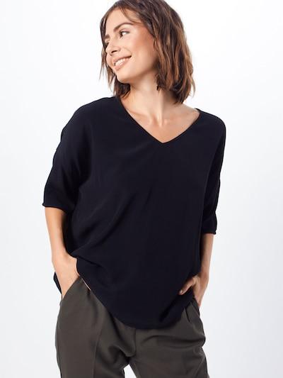 Bluză Samsoe Samsoe pe negru, Vizualizare model