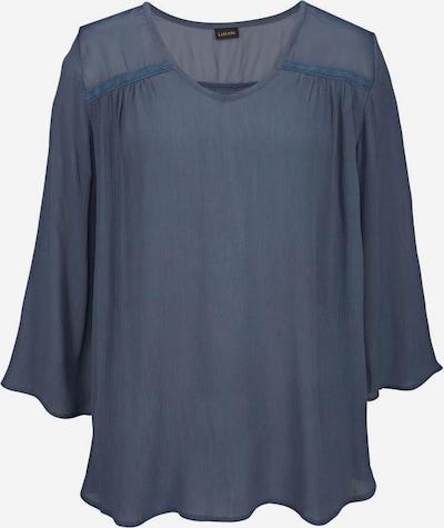 LASCANA Bluse in rauchblau, Produktansicht