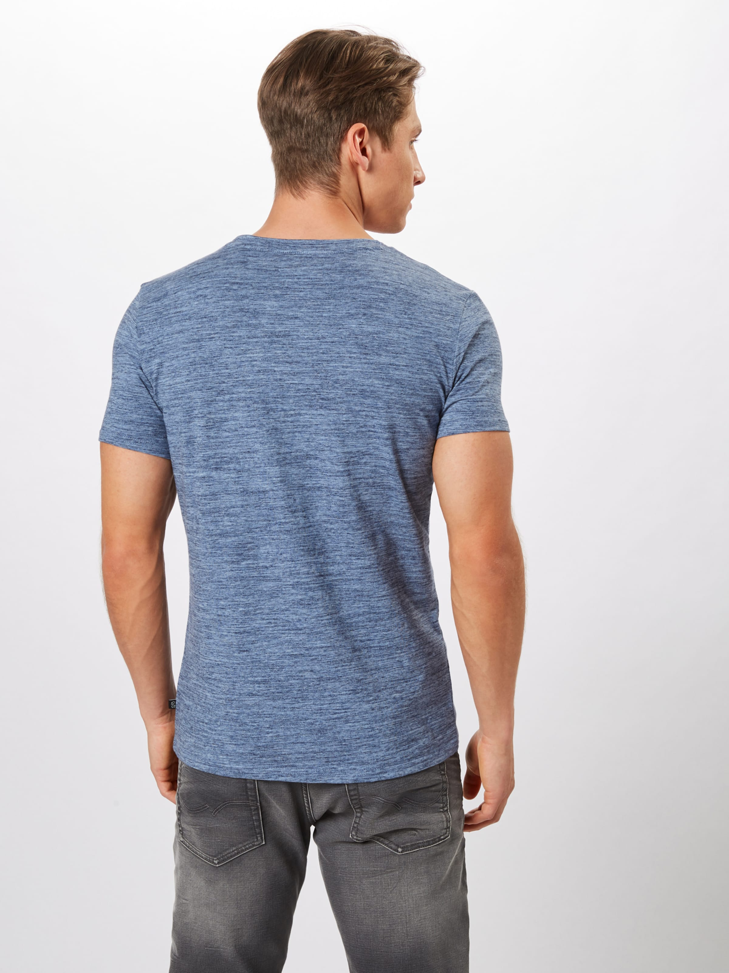 s In Q Royalblau Designed By Shirt 4RS5A3jLcq