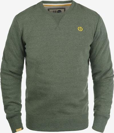 !Solid Sweatshirt Benn O-Neck in grün, Produktansicht
