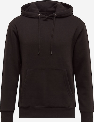 JACK & JONES Sweatshirt 'SOFT' in de kleur Zwart, Productweergave