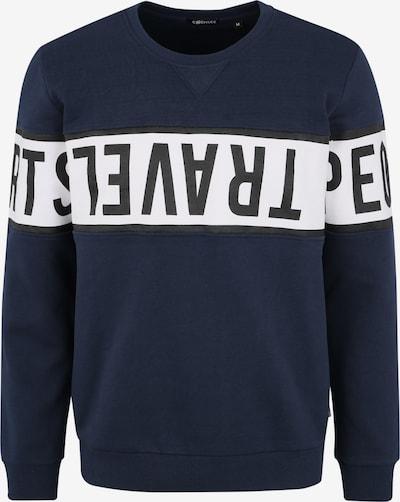 CHIEMSEE Sportsweatshirt in dunkelblau, Produktansicht