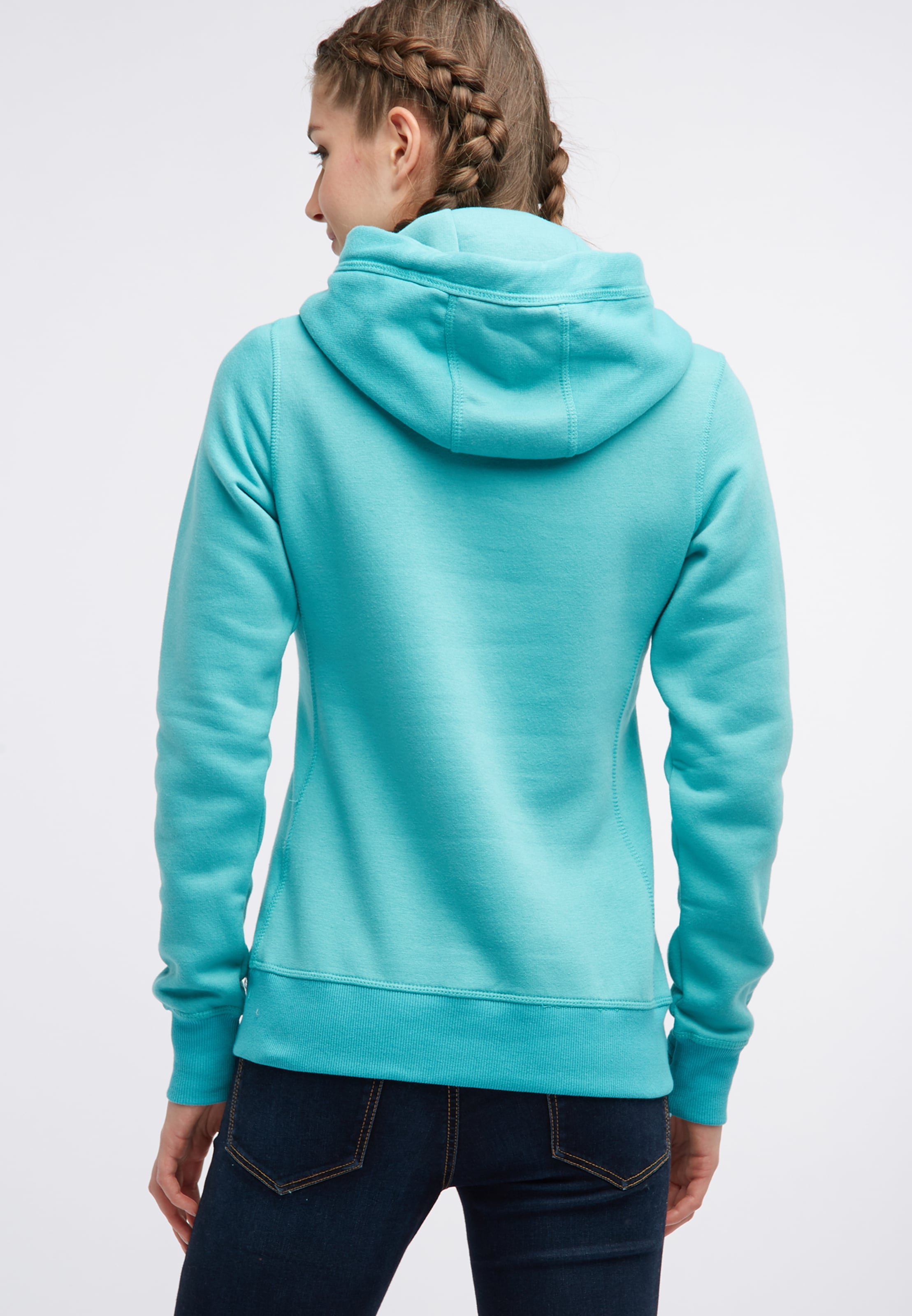 MYMO Hoodie in in in hellblau  Mode neue Kleidung 8b838a