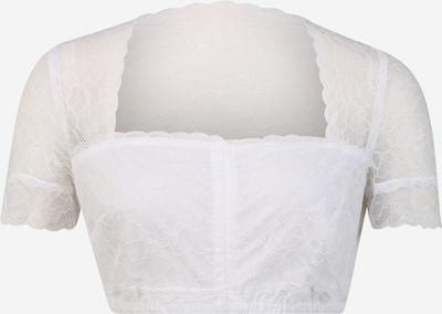MARJO Bluzka ludowa 'Namika-Kosira' w kolorze białym, Podgląd produktu