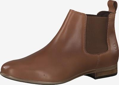 TAMARIS Chelsea Boots in karamell, Produktansicht