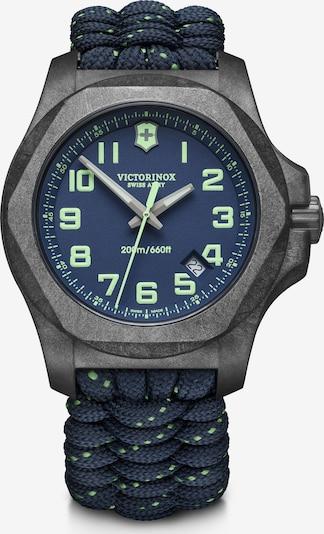 VICTORINOX Analoog horloge 'I.N.O.X. Carbon' in de kleur Nachtblauw / Zwart, Productweergave