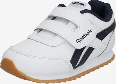 Reebok Classic Schuhe 'REEBOK ROYAL CLJOG' in schwarz / weiß, Produktansicht