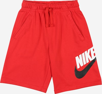 Nike Sportswear Broek in de kleur Rood, Productweergave