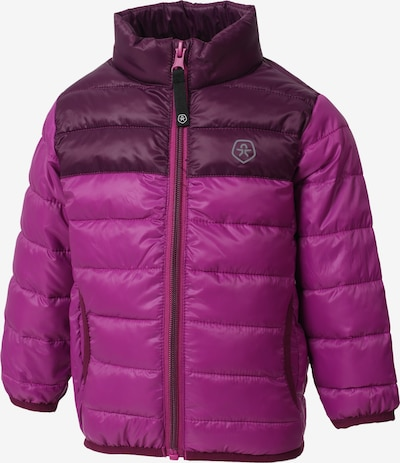 COLOR KIDS Jacke in lila / beere, Produktansicht