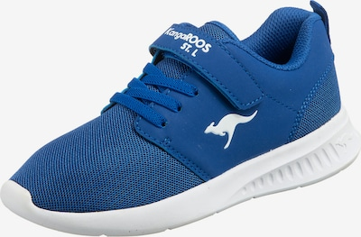 KangaROOS Sportschuhe 'Hinu' in blau / weiß, Produktansicht