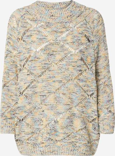 Urban Classics Pullover 'Ladies Summer Sweater' in mischfarben, Produktansicht