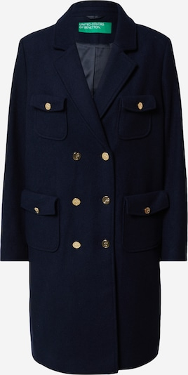 UNITED COLORS OF BENETTON Trenchcoat in navy, Produktansicht