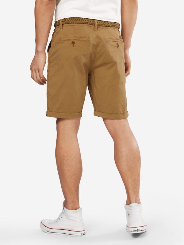 'conor' En Jeans Chino Pantalon Noisette Indicode 8mNOn0wv