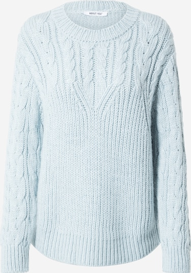 ABOUT YOU Pullover 'Perle' in hellblau, Produktansicht