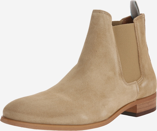 Shoe The Bear Chelsea boots 'DEV S' in de kleur Sand, Productweergave