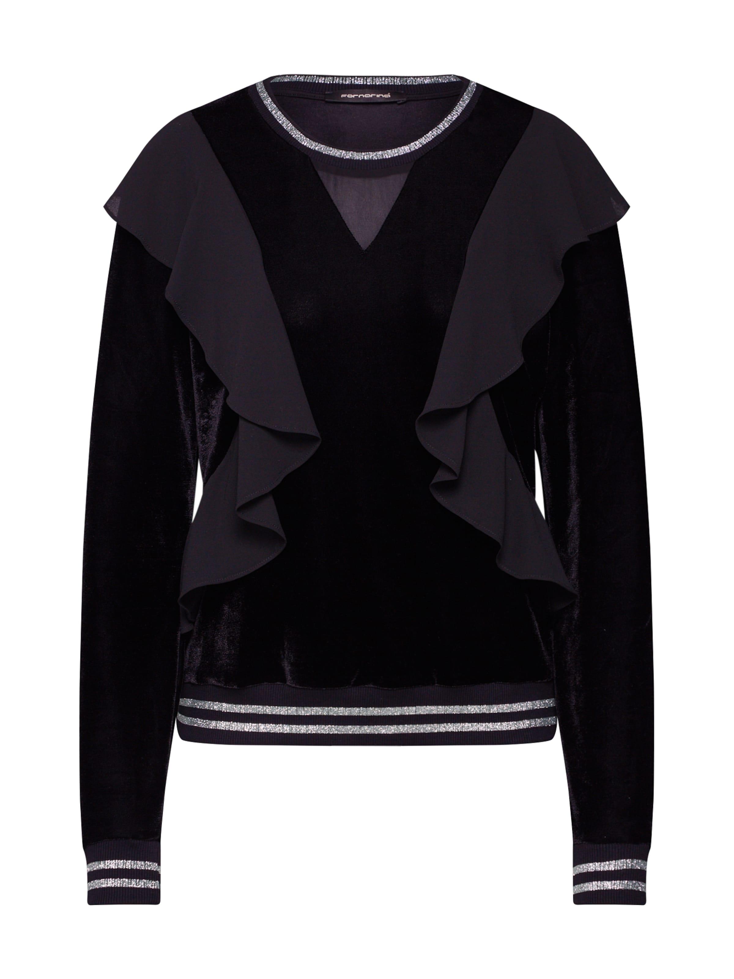 98b152c295e95f Fornarina In Sweatshirt Zwart Sweatshirt Fornarina  rie  0vNOmn8w