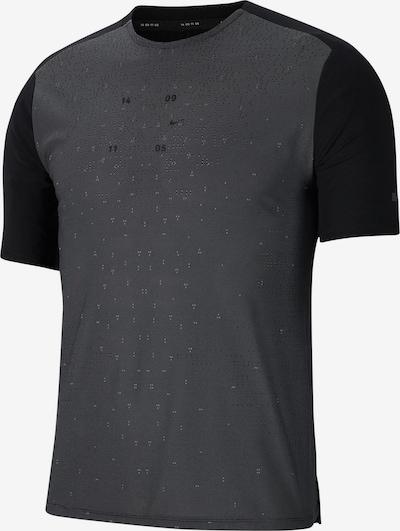 NIKE Funktionsshirt 'Tech Pack' in anthrazit / schwarz, Produktansicht