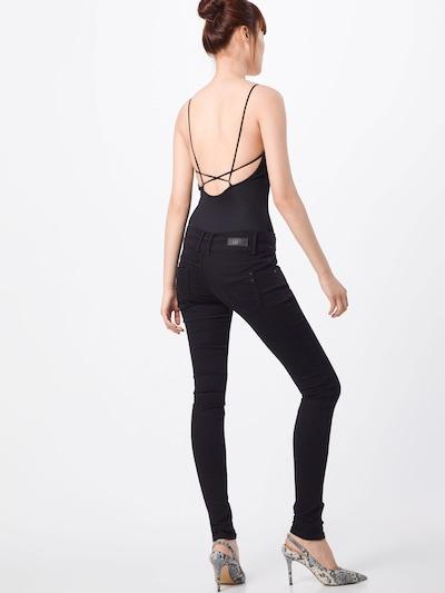Jeans 'JULITA X' LTB pe negru: Privire spate