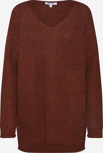 ABOUT YOU Pullover 'Laren' in rostbraun, Produktansicht