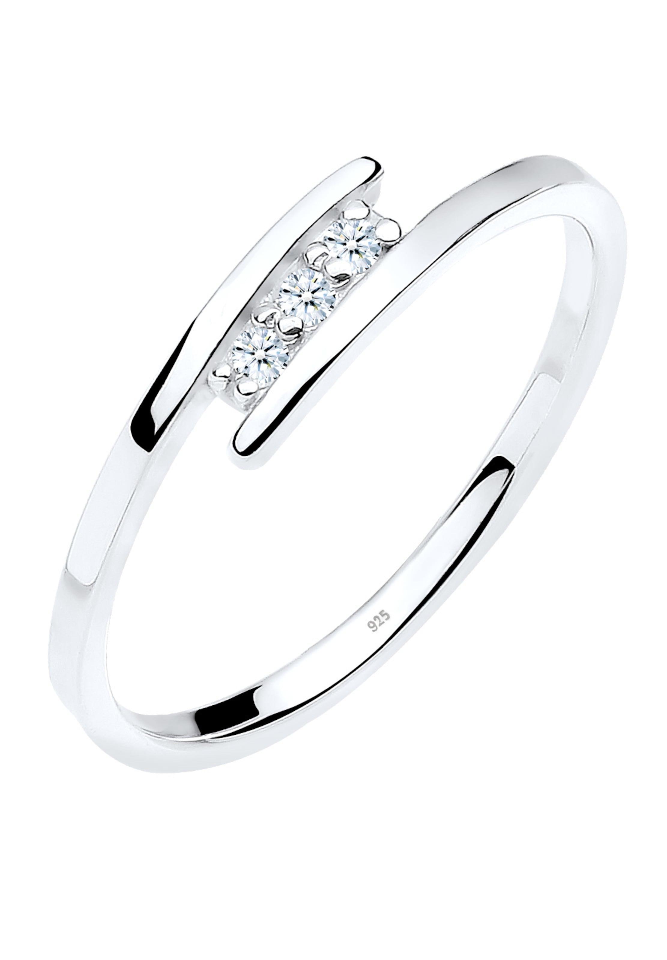 Ring Silber In Diamore Diamore Ring In Silber Diamore ARj354qL