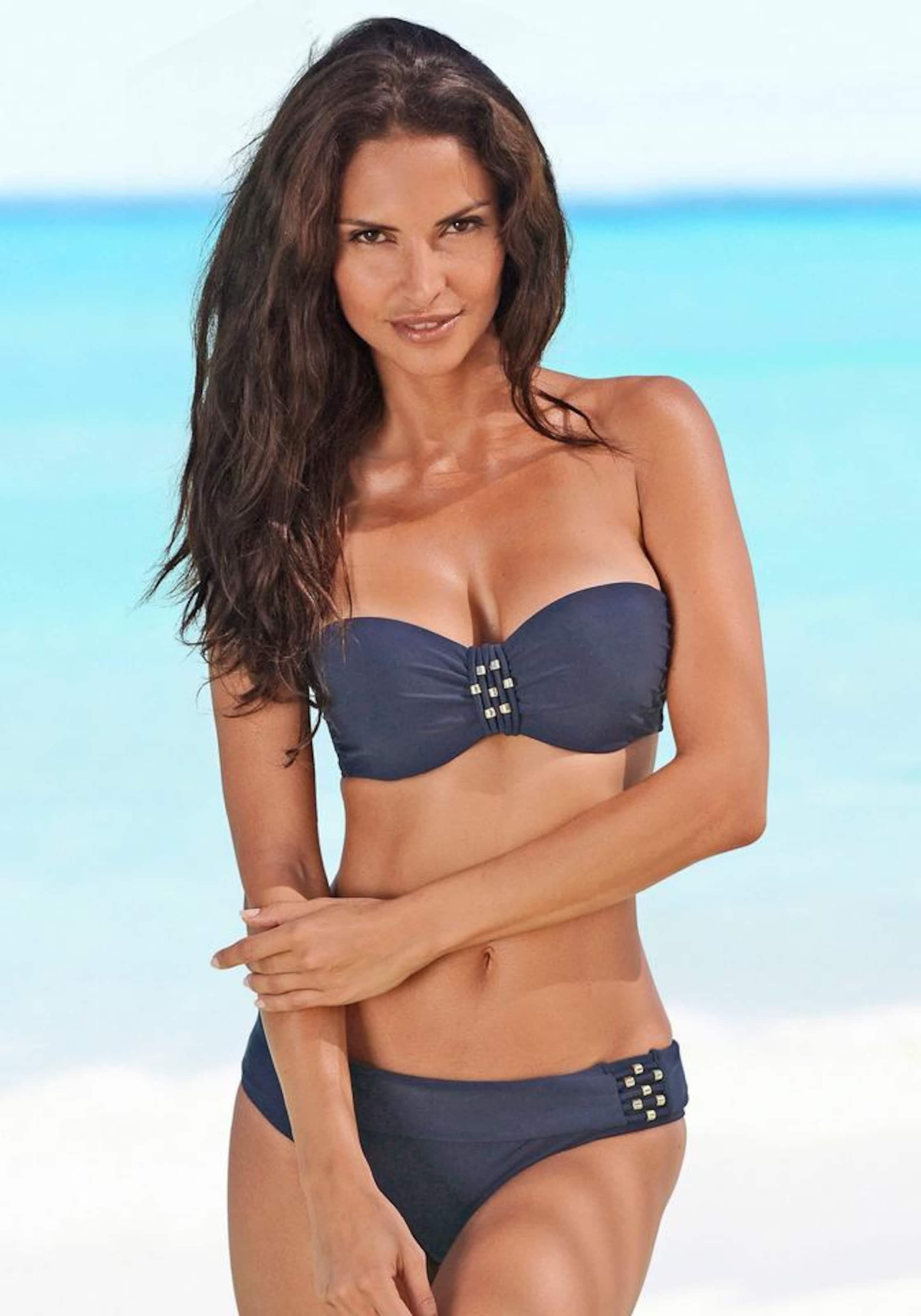LASCANA Bügel-Bandeau-Bikini Günstige Preise Billige Veröffentlichungstermine Günstig Kaufen Angebot 4ml7dxq