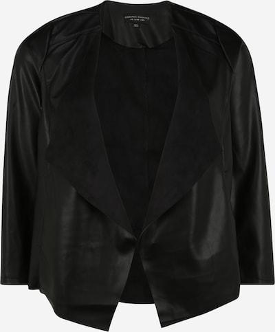 Dorothy Perkins Curve Jacke in schwarz, Produktansicht