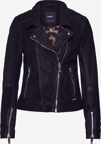Maze Overgangsjakke 'Romie' i svart