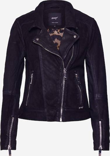 Maze Lederjacke 'Romie' in schwarz, Produktansicht