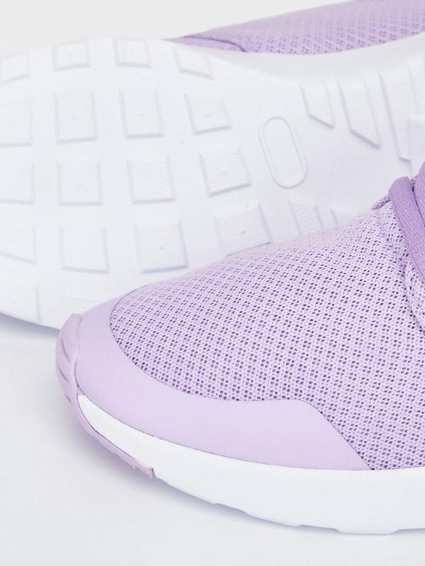 Bianco Mesh Sneaker