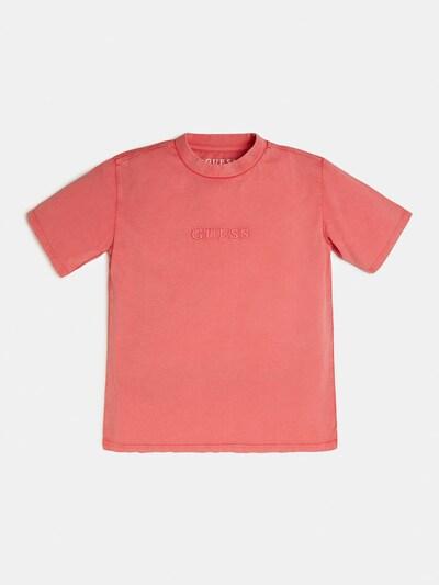 GUESS KIDS Shirt in apricot, Produktansicht