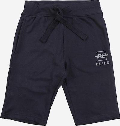 BLUE SEVEN Pantalon en bleu foncé, Vue avec produit