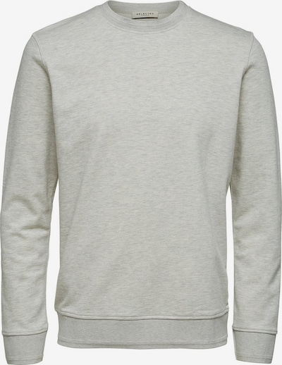 SELECTED HOMME Sweatshirt in grau, Produktansicht