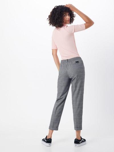 Marc O'Polo DENIM Pantalon en gris clair / mélange de couleurs: Vue de dos
