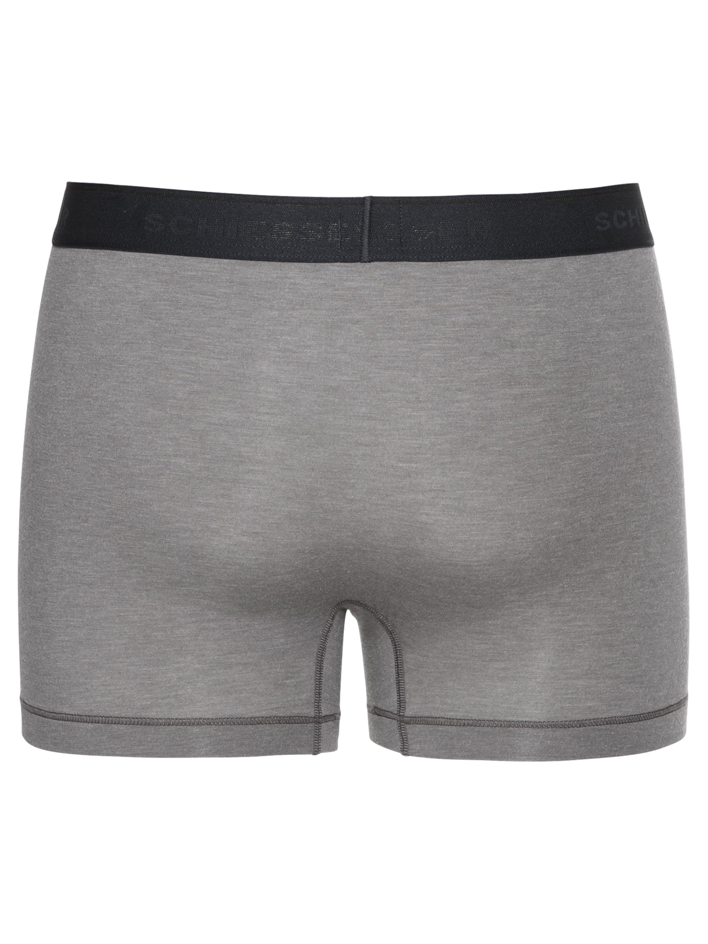 En Schiesser 'shorts' Boxers FoncéNoir Gris 1lJK3TcF