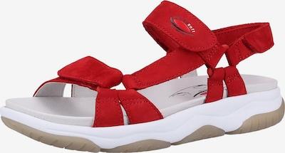 GABOR Sandales de randonnée en rouge, Vue avec produit