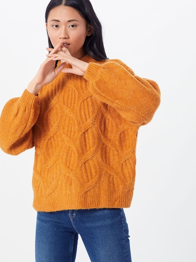 Megztinis 'Viseven' iš VILA , spalva - aukso geltonumo spalva: Vaizdas iš priekio