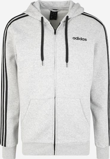 Sportinis džemperis iš ADIDAS PERFORMANCE , spalva - šviesiai pilka / juoda, Prekių apžvalga