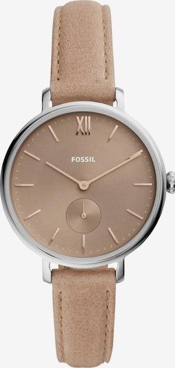 FOSSIL Uhr 'Kalya' in hellbeige, Produktansicht