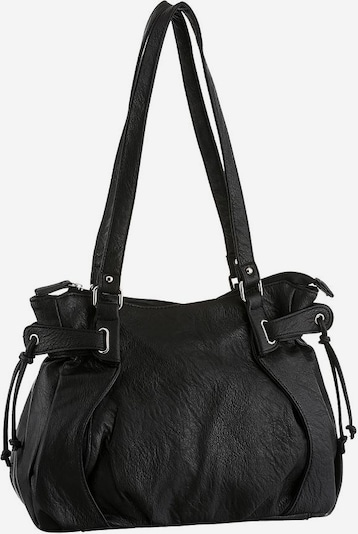 J. Jayz Schultertasche in schwarz, Produktansicht
