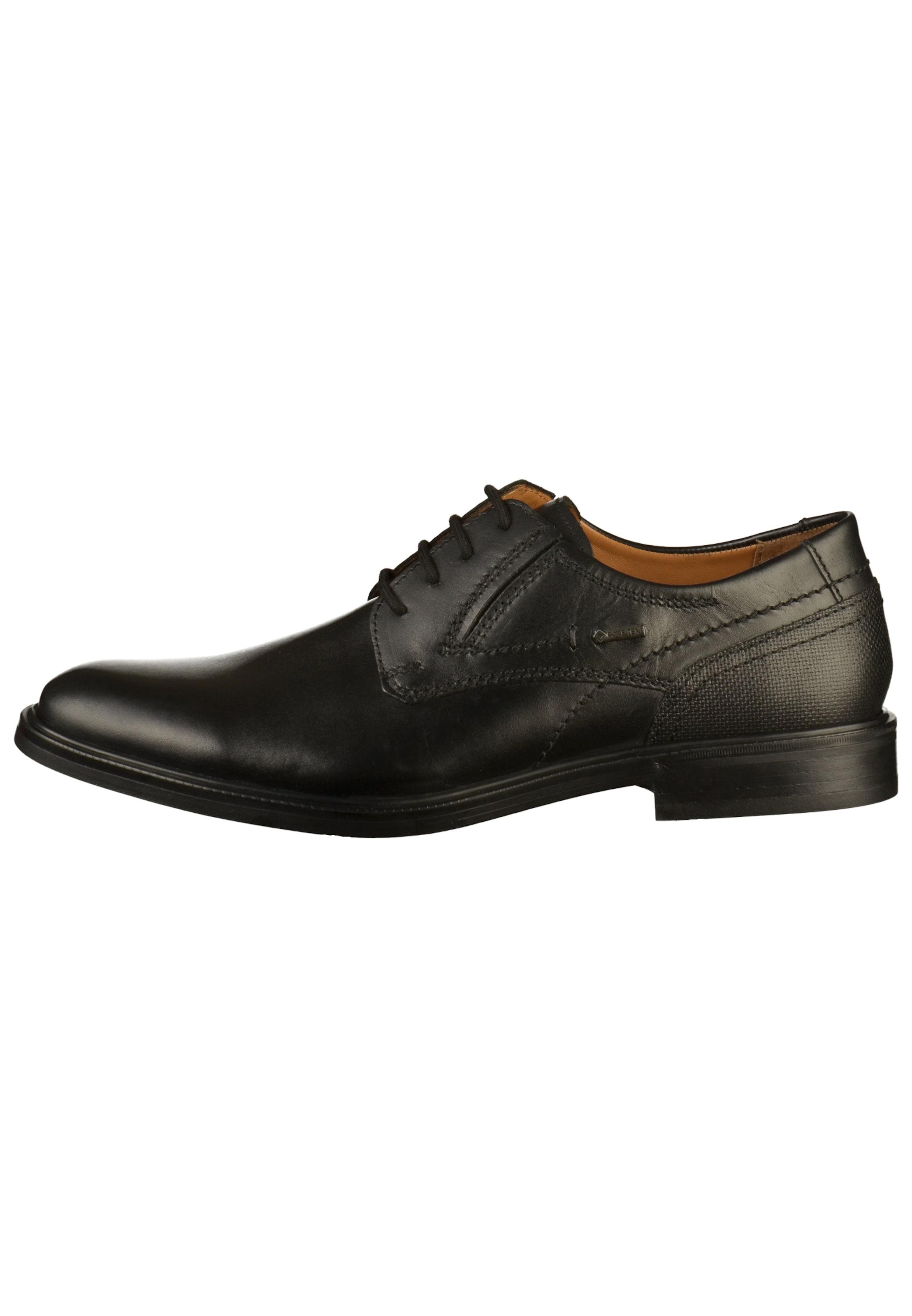 Chaussure En Fretz Men Noir À Lacets XOuPZik