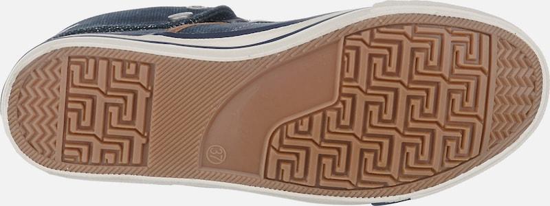 MUSTANG Hohe Sneaker mit Strass Strass Strass 37cd8d
