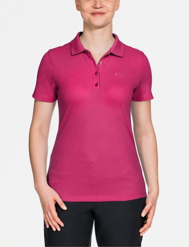 JACK WOLFSKIN Shirt 'PIQUE POLO WOMEN'