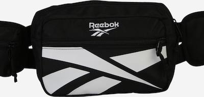 Reebok Classic Gürteltasche 'CL Repeat Vector Wai' in schwarz / weiß, Produktansicht