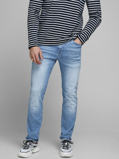 JACK & JONES Jeans in hellblau, Modelansicht