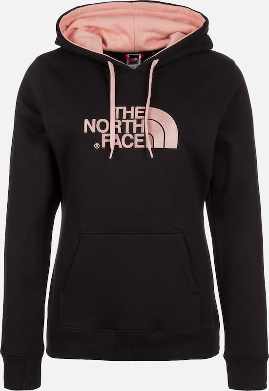 THE NORTH FACE FACE FACE Pullover 'Drew Peak' in altRosa   schwarz  Große Preissenkung 3a470c