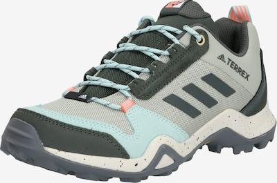 ADIDAS PERFORMANCE Chaussure basse 'TERREX AX3 BLUE W' en bleu clair / gris / olive, Vue avec produit