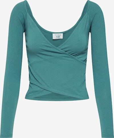 NA-KD Shirt 'NA-KD x Pamela Reif' in mint, Produktansicht